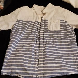 Van's button down mens shirt XL, good condition
